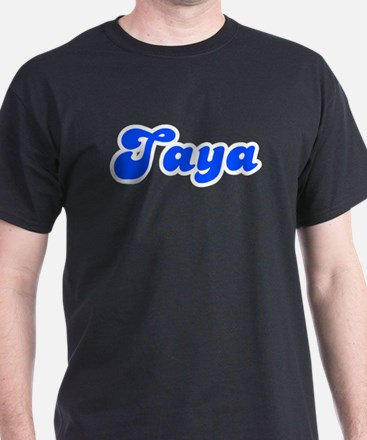 Retro Taya (Blue) T-Shirt