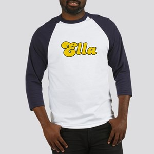 Retro Ella (Gold) Baseball Jersey