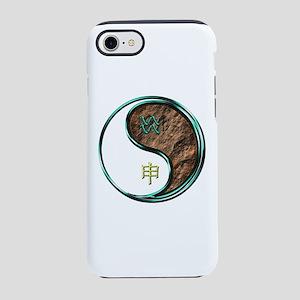 Aquarius & Earth Monkey iPhone 8/7 Tough Case