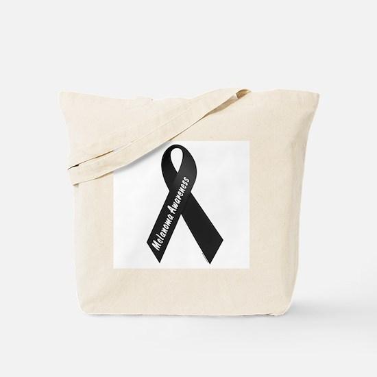 Melanoma Awareness 1 Tote Bag