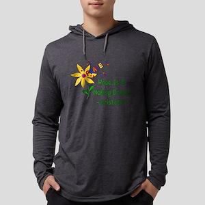 Waking Peace Dream Mens Hooded Shirt