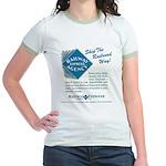 Railway Express Jr. Ringer T-Shirt