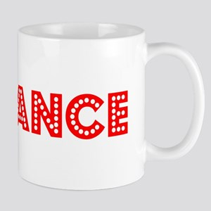 Retro Terrance (Red) Mug