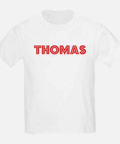 Retro Thomas (Red) T-Shirt