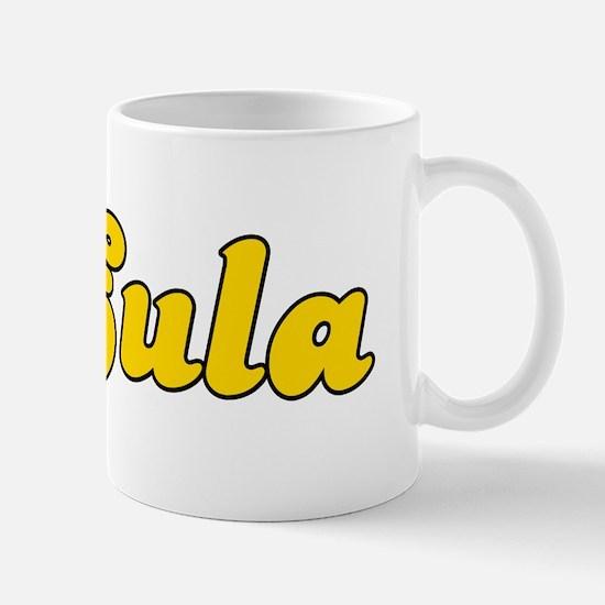 Retro Eula (Gold) Mug