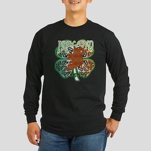 Cavan Long Sleeve Dark T-Shirt