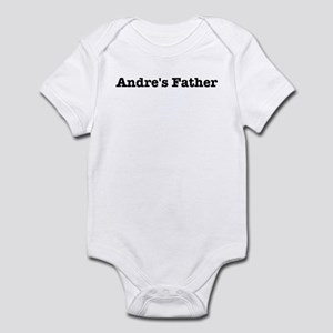 Andres father Infant Bodysuit