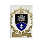GUERRETTE Family Crest Rectangle Magnet (100 pack)