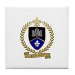 GUERRETTE Family Crest Tile Coaster