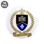"GUERRETTE Family Crest 3.5"" Button (10 pack)"