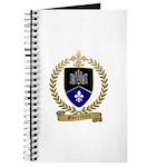 GUERRETTE Family Crest Journal