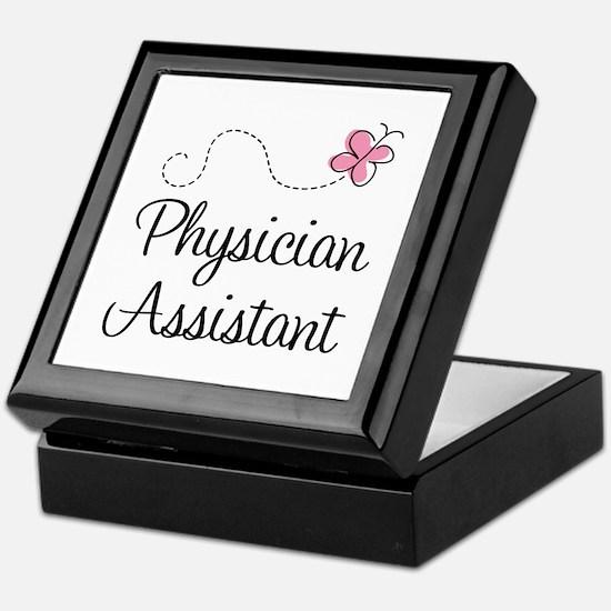 Physician Assistant Keepsake Box