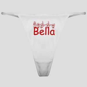 Bella Classic Thong