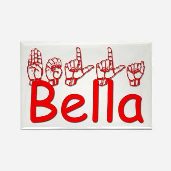 Bella Rectangle Magnet
