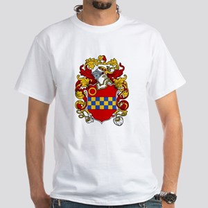 Whittington Family Crest White T-Shirt