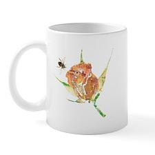 Rose and Bee Mug