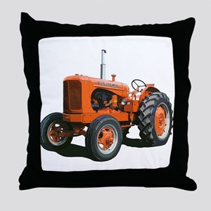 The Model WF Throw Pillow