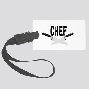 CHEF Large Luggage Tag