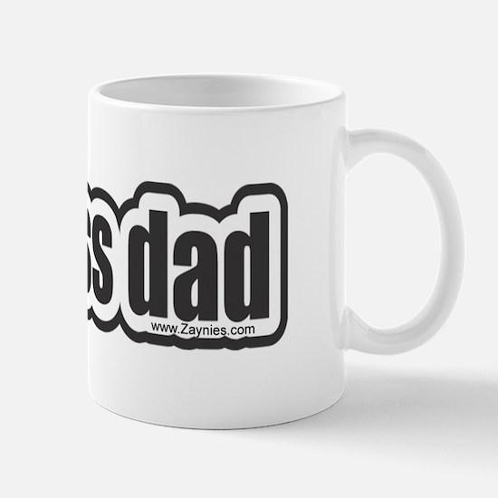 Unique Kick ass dad Mug