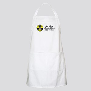 Time Has Come II BBQ Apron