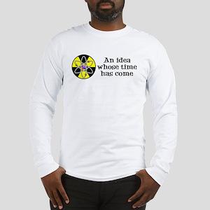 Time Has Come II Long Sleeve T-Shirt