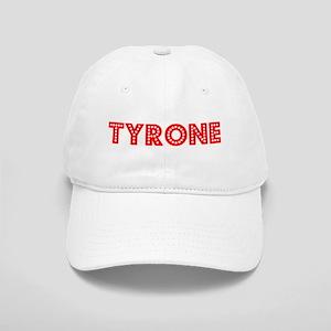 Retro Tyrone (Red) Cap