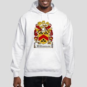 Williamson Family Crest Hooded Sweatshirt