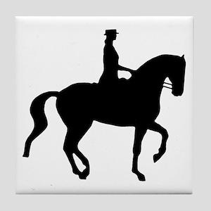 Piaffe Equestrian Tile Coaster