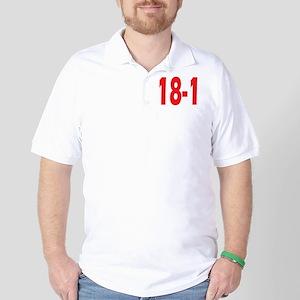18-1 Golf Shirt