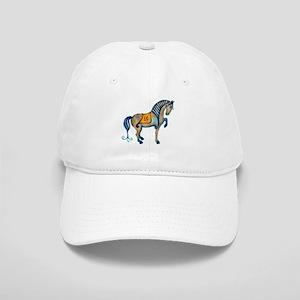 Tang Horse Two Cap