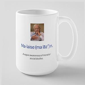 Jimmy Carter Malaise Large Mug