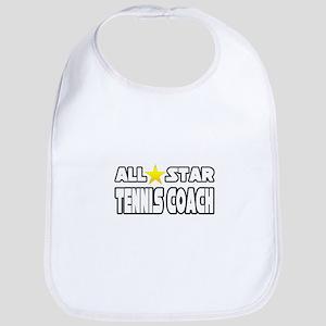 """All Star Tennis Coach"" Bib"