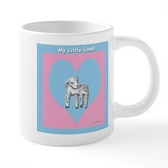 My LIttle Lamb Mugs