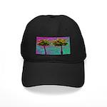 PalmArt Black Cap