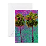 PalmArt Greeting Cards (Pk of 10)