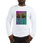 PalmArt Long Sleeve T-Shirt