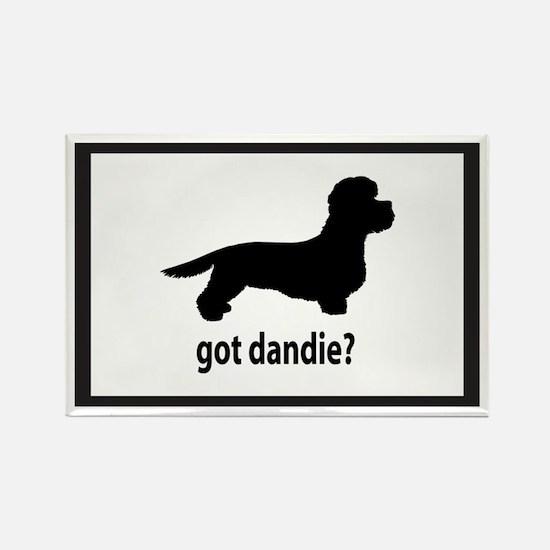 Got Dandie? Rectangle Magnet