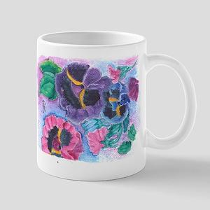 PANSY GARDEN Mug