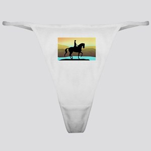 Dressage By The Sea Classic Thong