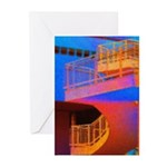 Stairway to Where? Greeting Cards (Pk of 10)