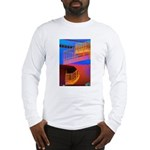 Stairway to Where? Long Sleeve T-Shirt