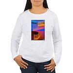 Stairway to Where? Women's Long Sleeve T-Shirt