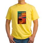 Stairway to Where? Yellow T-Shirt