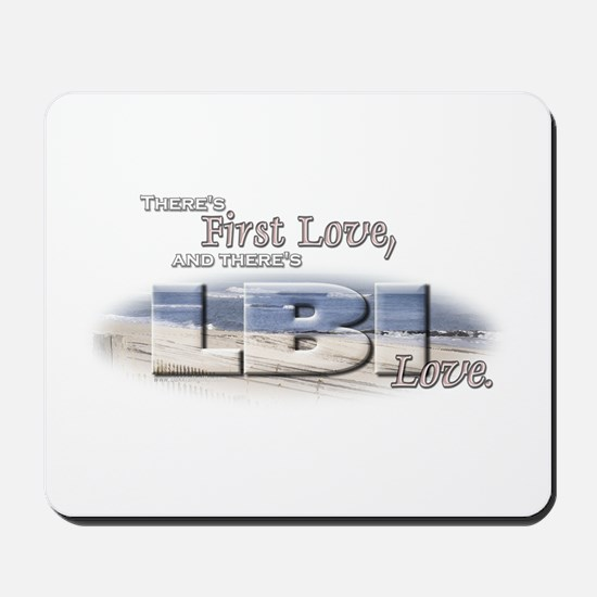 LBI Love... Mousepad