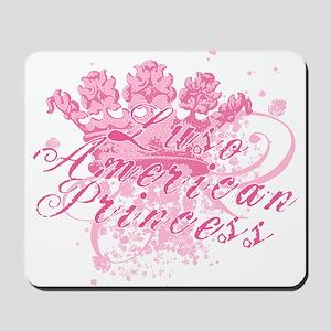 Luso American Princess Mousepad