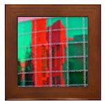 Reflections Framed Tile