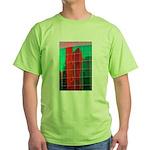 Reflections Green T-Shirt