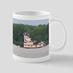 Towboat Bettendorf, Mug