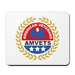 American Veterans for Vets Mousepad