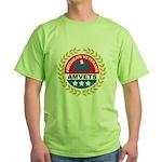 American Veterans for Vets Green T-Shirt